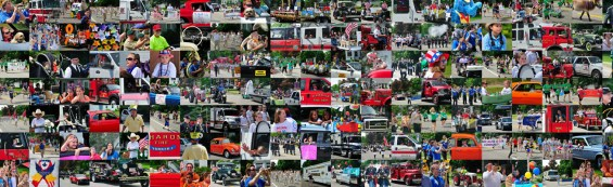 Founders Day Montage - Rick Haddad Photo