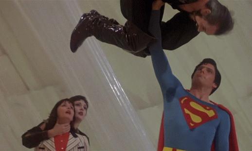 Superman II: Defeating Zod