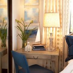 Living Room La Jolla Narrow Bench For Luxury Guest Bedroom 1 Robeson Design | San Diego ...