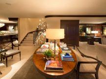 La Jolla Luxury Family Room Robeson Design