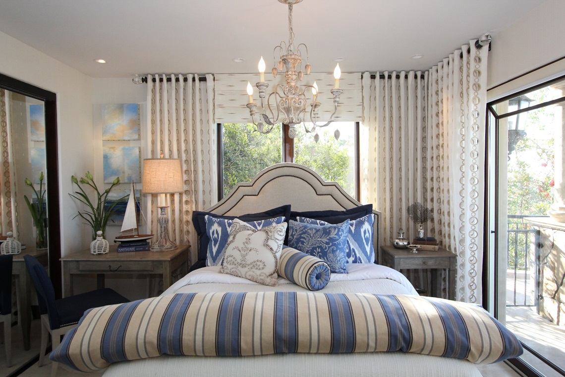 La Jolla Luxury Bedroom 1 Before And After Robeson Design