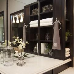Interior Of Living Room Mansion Stylish Transitional Master Bathroom Robeson Design | San ...