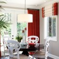 Stylish transitional kitchen dining room robeson design