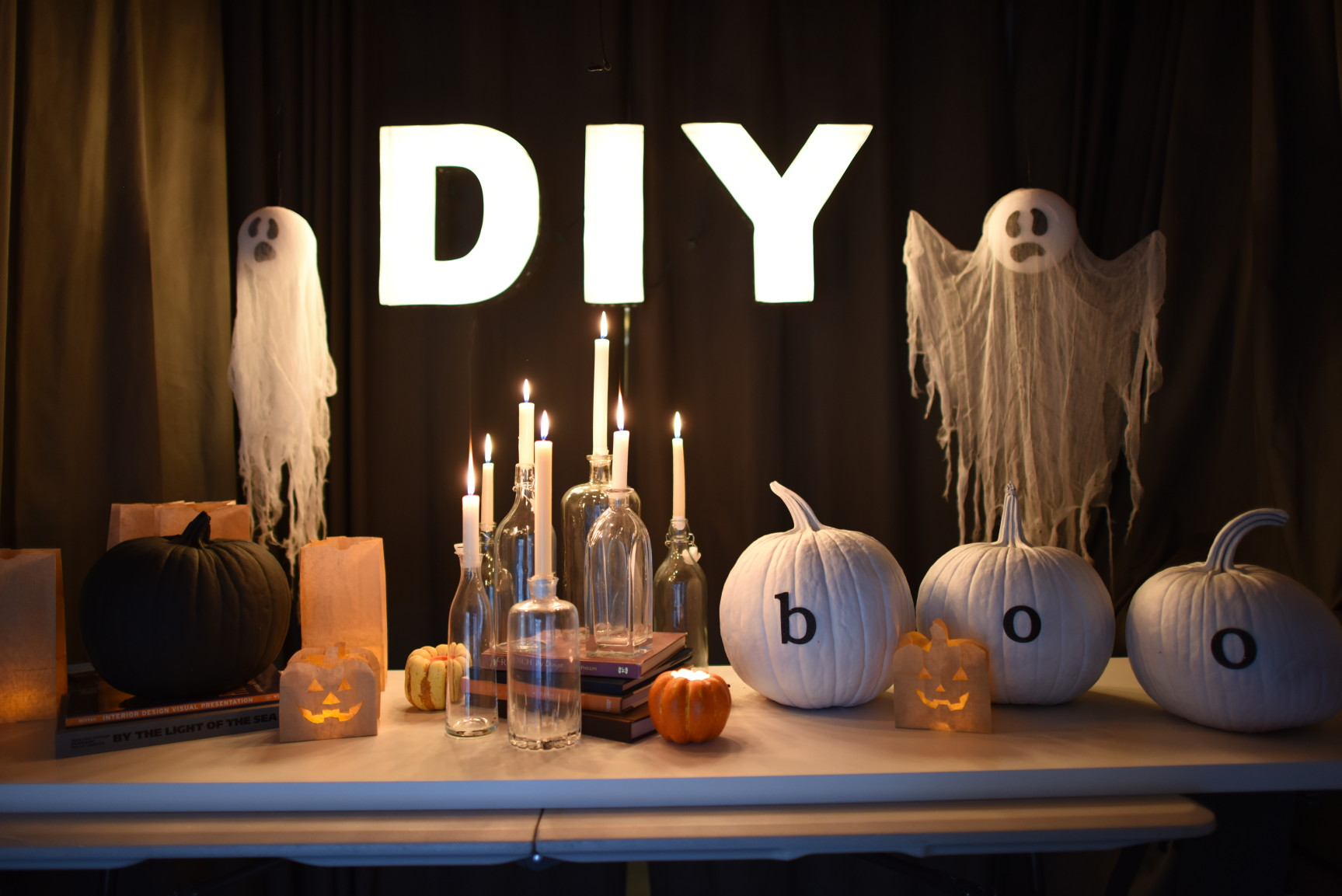 5 Easy Creepy Yet Classy Halloween Party Decorations On A Budget San Diego Interior Designers