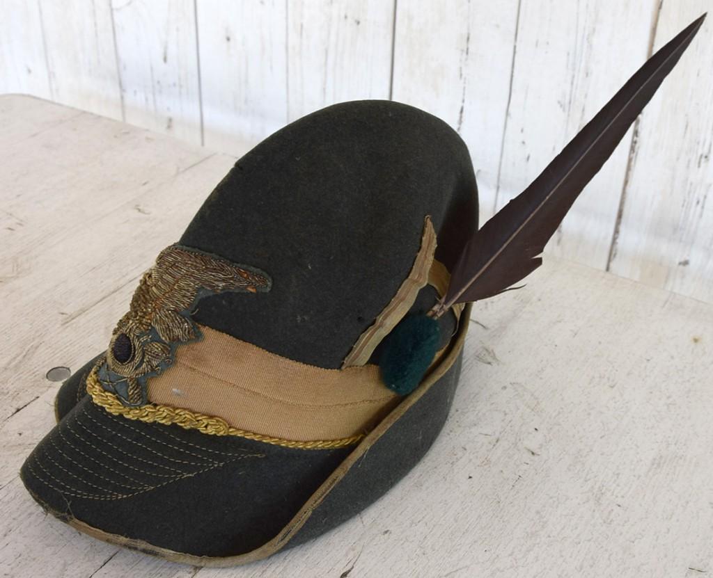 Cappello Alpino anni 40  Robevecie