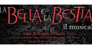 """Potenza, """"InCanto"""" con la regia di Tonino Centola porta in scena il musical """"La Bella e la Bestia"""" – Video"""