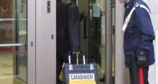 Rapina in banca da 5mila euro a Lavello, un 26enne catturato dai Carabinieri