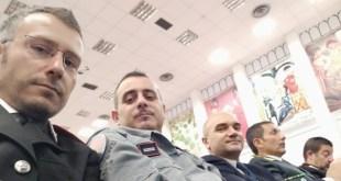 Salerno, donare il sangue è un gesto nobile e i Carabinieri lo fanno!