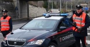 I Carabinieri di Venosa denunciano 5 persone per ricettazione di refurtiva