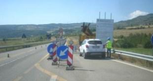 """Strada Statale 658 """"Potenza-Melfi, al via i lavori di adeguamento e messa in sicurezza"""
