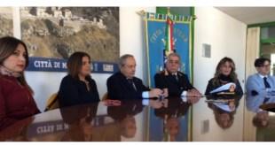 Matera, Michele Maiullari è il nuovo Comandante della Polizia Locale