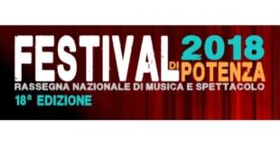 """Presentata la 18esima edizione del """"Festival di Potenza 2018"""""""