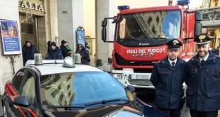 Potenza, pusher arrestato dai Carabinieri della locale Compagnia guidata dal Maggiore Gennaro Cascone