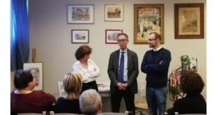 Lo scrittore lucano Domenico Lauria ospite a Bologna