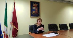 Potenza, conferenza stampa in Questura sull'attività della Polizia di Stato – Video