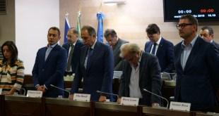 Potenza, in Consiglio regionale ricordato il militare dell'Arma ucciso a Roma