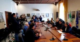 Potenza, stop al calcio lucano, riunione in Prefettura – Video