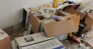 Matera come Potenza, sull'abbandono selvaggio di rifiuti