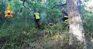 Albano di Lucania, ritrovato il 25enne scomparso