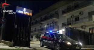 """Castellaneta, operazione """"Fuoco amico"""", 3 persone in manette"""