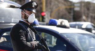 Melfi, aggredisce i Carabinieri, 35enne in carcere