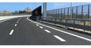 """""""SS 407 Basentana"""", proseguono gli interventi sui viadotti lucani"""