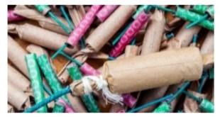 """""""Capodanno 2021"""" a Potenza, divieto vendita e utilizzo di fuochi d'artificio"""