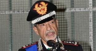 """Roma, il Gen. Carmelo Burgio al vertice del Comando Interregionale Carabinieri """"Podgora"""""""