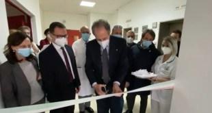 """Pescopagano, rilanciato il """"Centro Riabilitativo di Alta Specialità"""" – Video"""