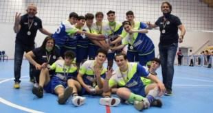 """La squadra """"DMB Villa d'Agri"""", sul podio più alto"""