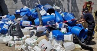 Pagani, rifiuti illeciti sequestrati dai Carabinieri Forestali