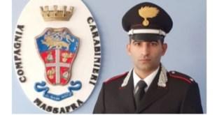 Massafra, Davide Monetti, nuovo Comandante dei CC del NOR