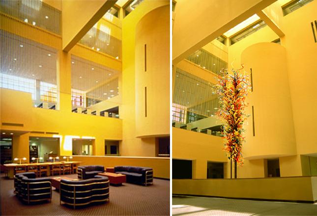 San Antonio Main Public Library  Robey Architecture Inc