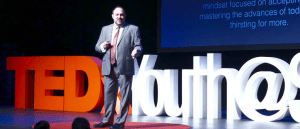 Dr. Rob Furman Speaking at TEDx in Pittsburgh