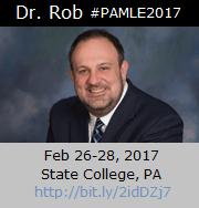 Dr. Rob at PAMLE2017