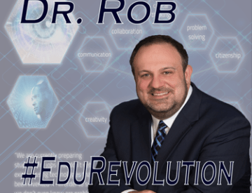 DR. Rob #EduRevolution iTunes Podcast