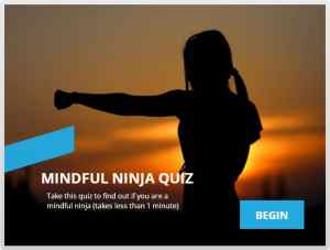 Mindfulness Quiz