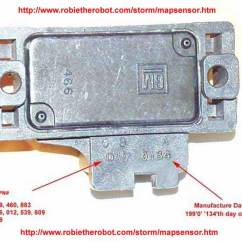 Ford 460 Distributor Wiring Diagram Retort Stand And Clamp Install Msd 10 Toyskids Co Gm Map Sensor Dsmtuners 5