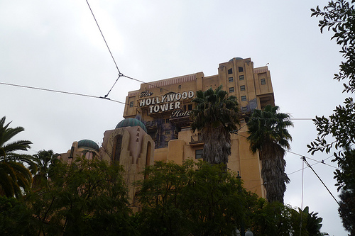The Tower of Terror