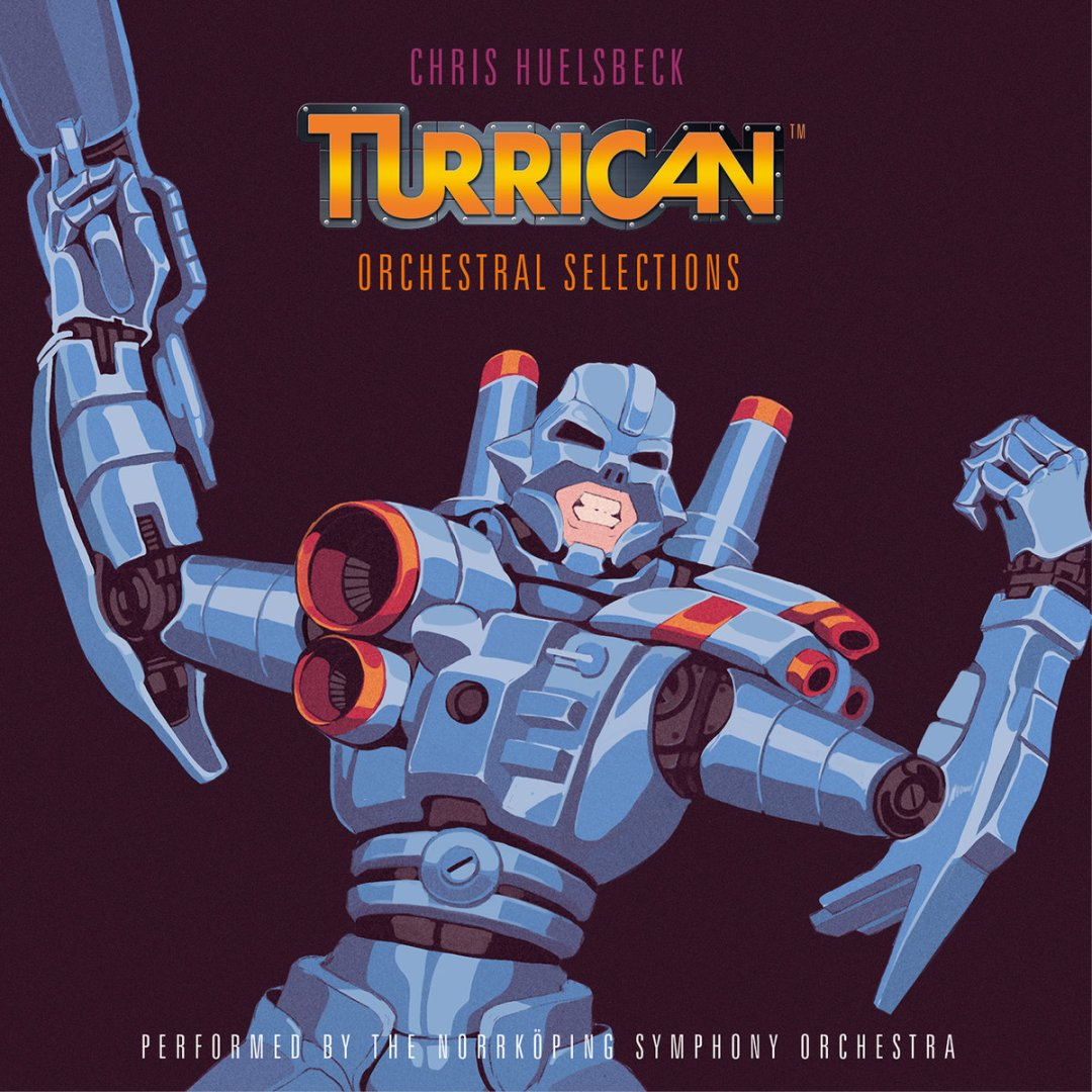 Turrican – Orchestral Selections