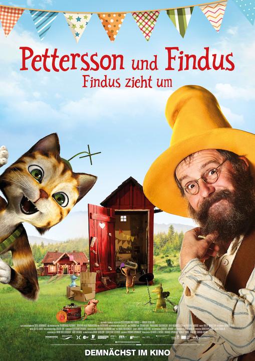 Petterson & Findus – Findus zieht um