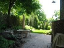 Patios Robin Aggus Natural Landscaping