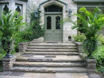 Landscaping Project Queen Street Guelph Robin Aggus