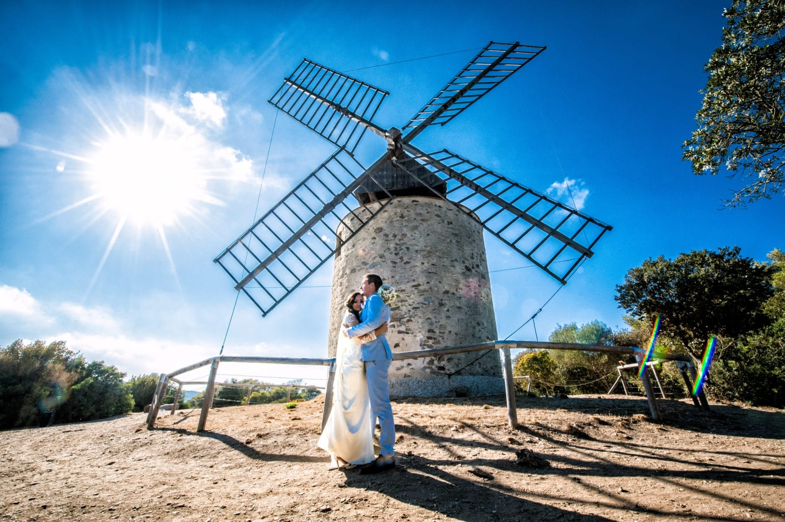 Wedding Photographers On The French Riviera With The