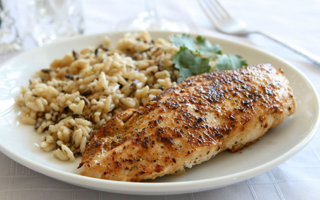 Herbed Chicken and Rice