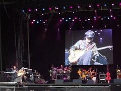 Santana: Robin Bower