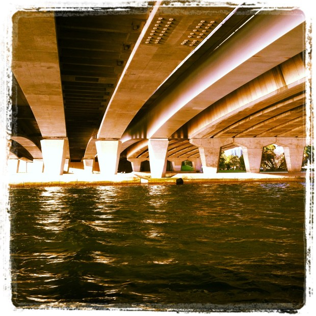 Robin Bower: Under the Narrows