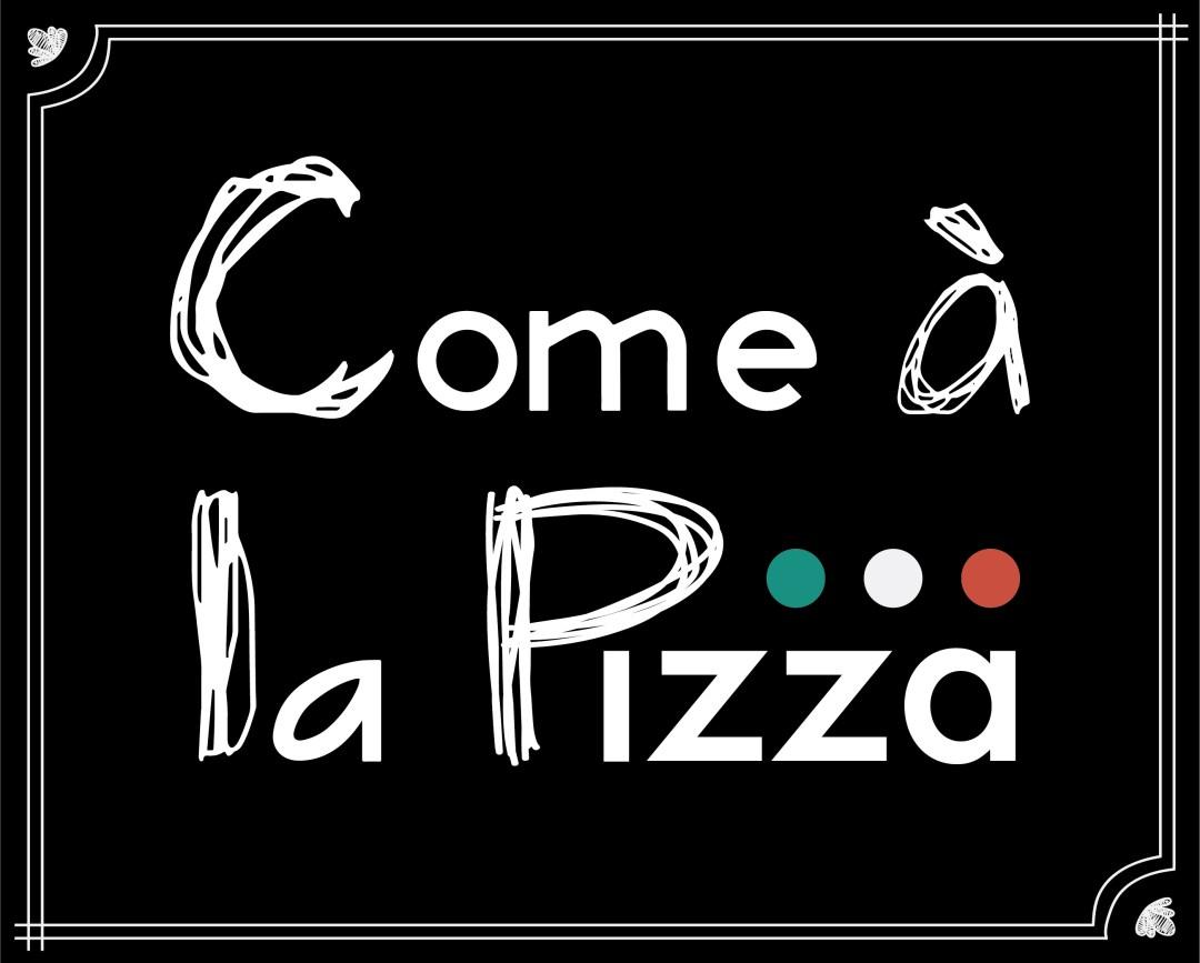 LOGO COME A LA PIZZA-01