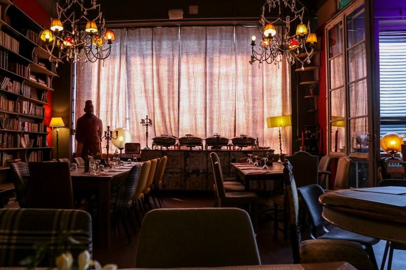 Restaurant - Come à La Maison - Robin du Lac Concept Store - Luxembourg (1)