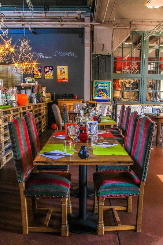 Restaurant - Come à La Maison - Robin du Lac Concept Store - Luxembourg (3)
